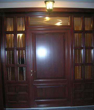 drvena vrata-ulazna