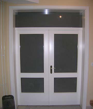 drvena vrata-dupla